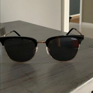 Quay Australia Men's Evasive polarized sunglasses